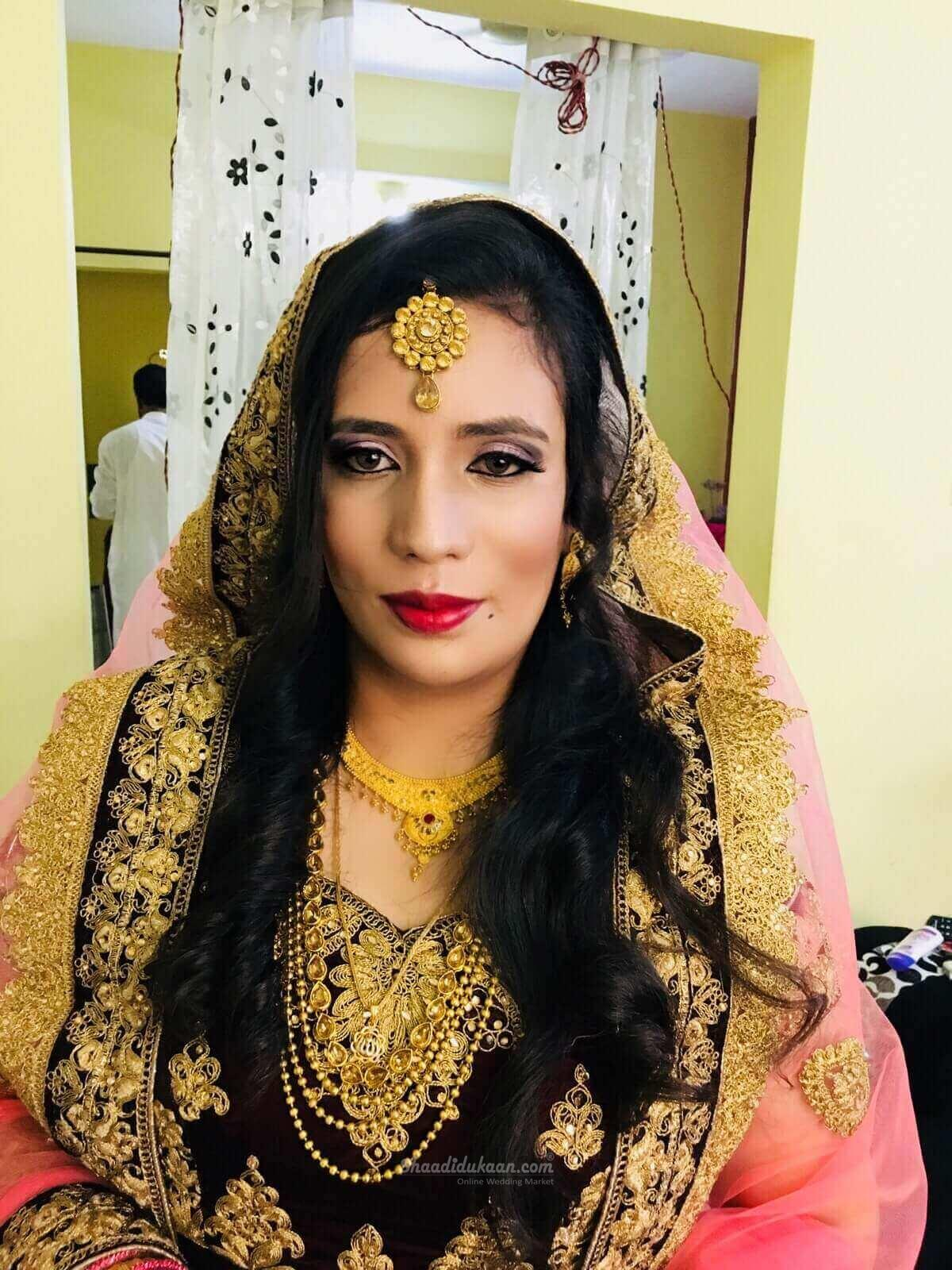 Krithiskare Makeup Studio