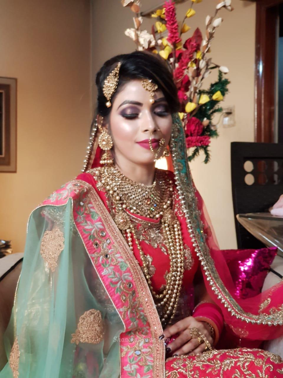 Garima Baranwal Professional Makeup Artist