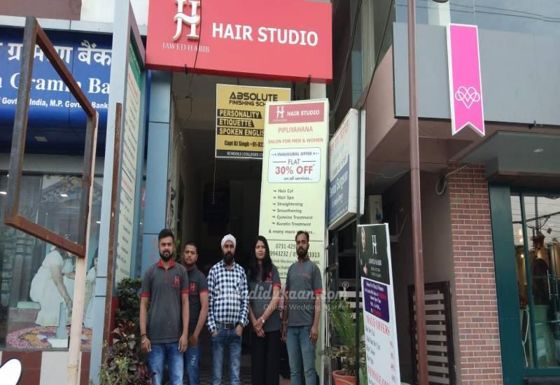 Jawed habib hair studio unisex saloon