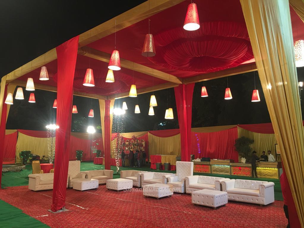 Shri Laxmi Tent & Caterers