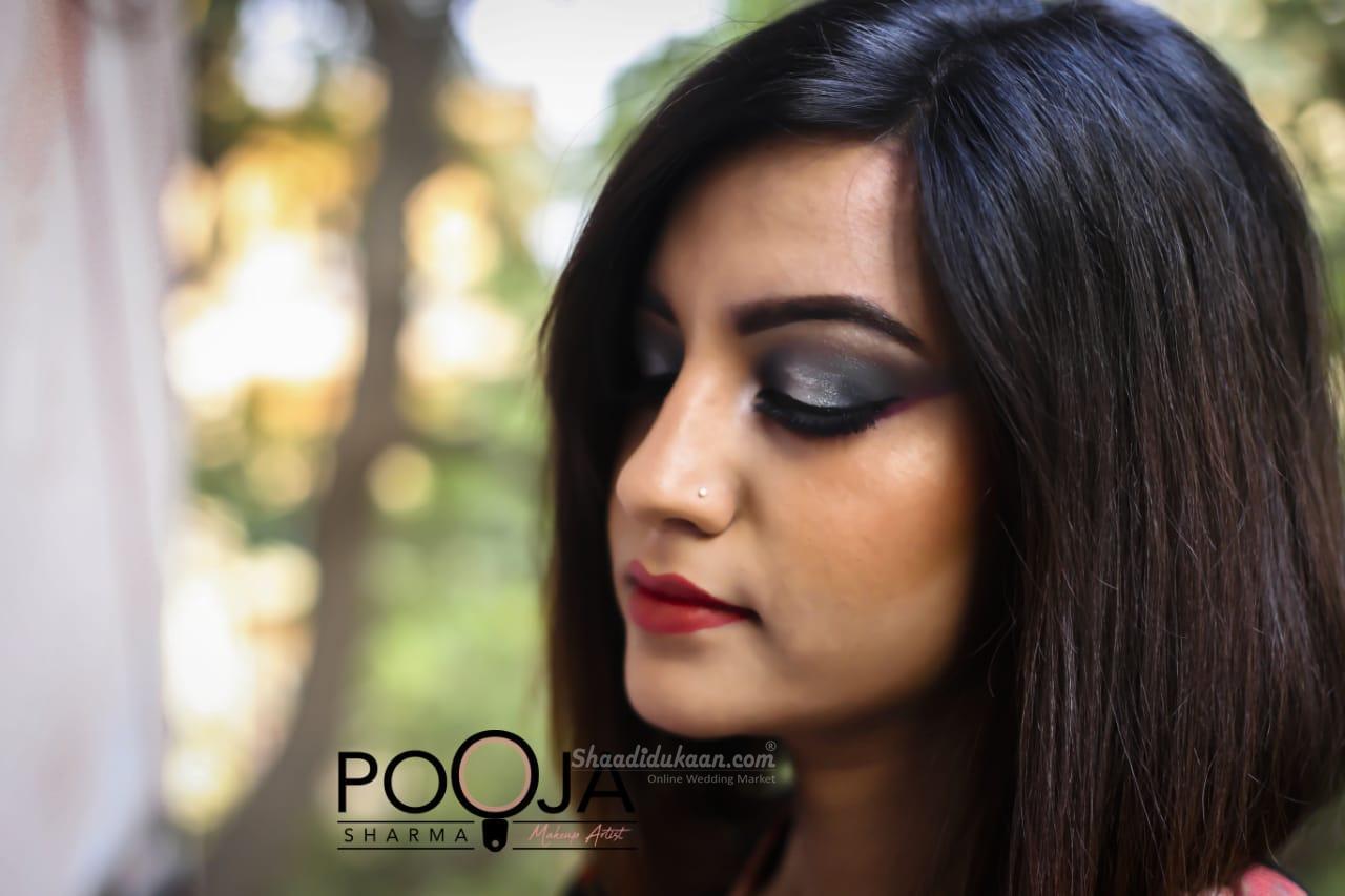 Pooja Sharma Makeover