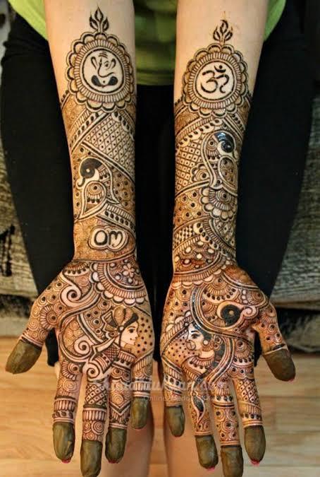 Husna Mehendi Artist