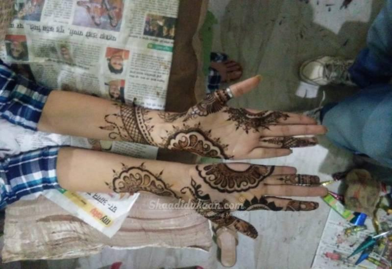 Aman Mehandi Artist
