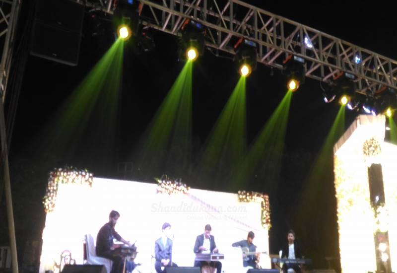 J N Sound & Lights