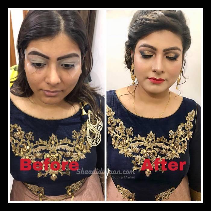 Daljeet Khanna Professional MakeUp Artist & Hair Stylist