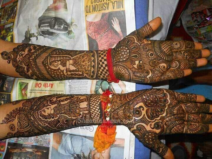 Manoj Rawat Hena Mehandi Designer