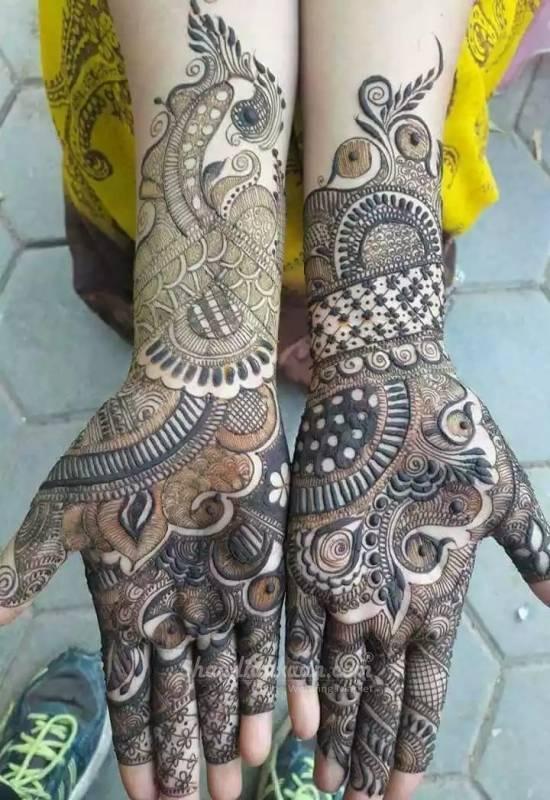 Ashok Mehandi Art