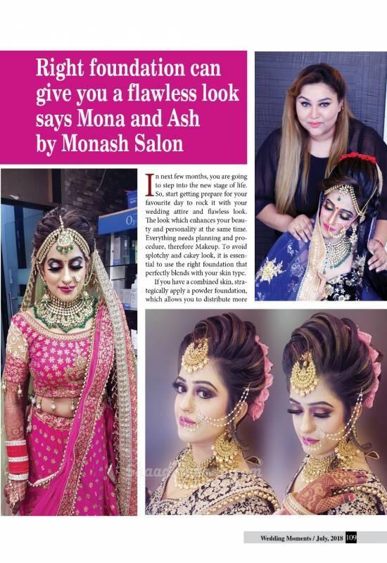Monash Makeovers