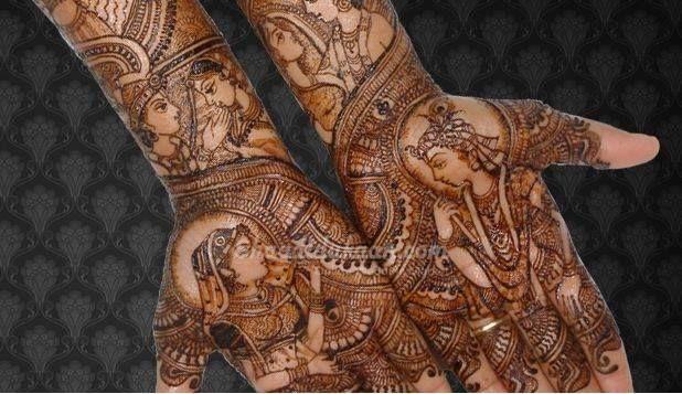 Pushpa Mehndi Arts