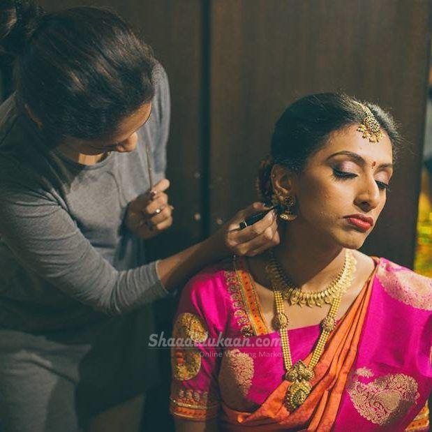 Shwetha Raju Makeup Artist