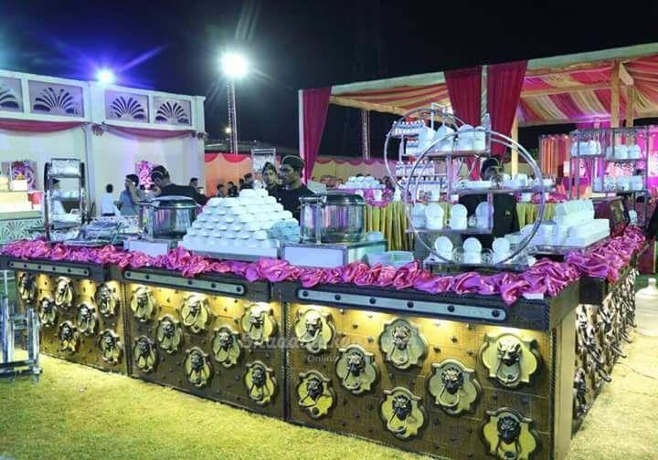 Orchids Caterer and wedding planner