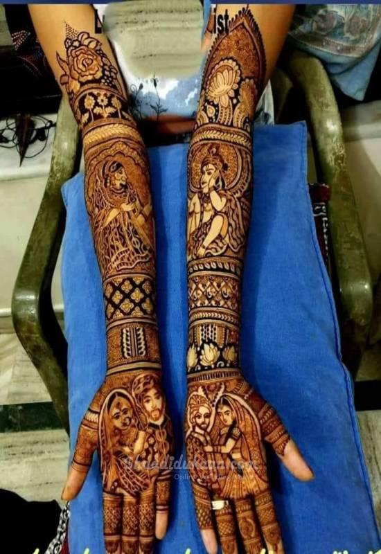 SHGUN MEHANDI ARTS