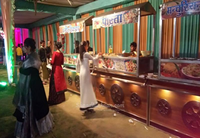 N. D. CATERERS