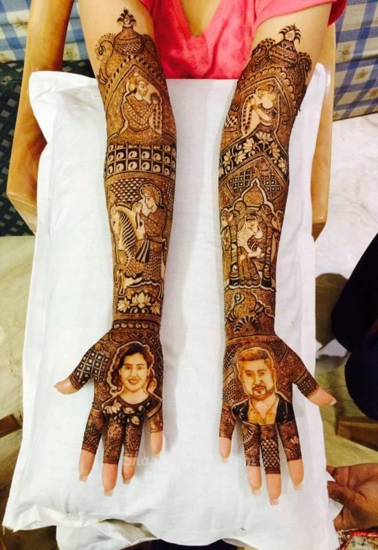 Tanuj Mehandi Art