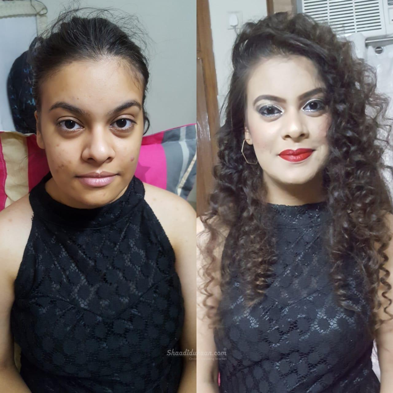 Makeover By Riya