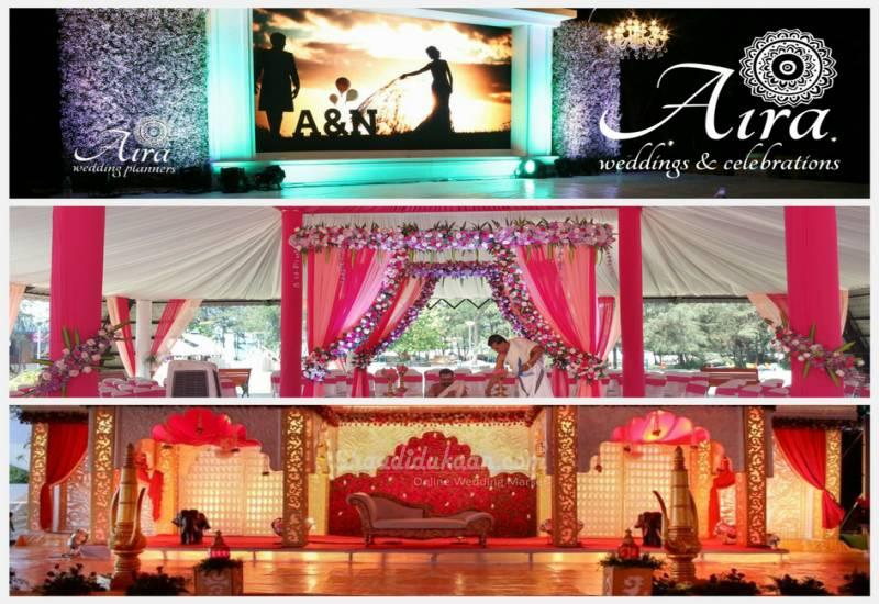 Aira Weddings And Celebrations
