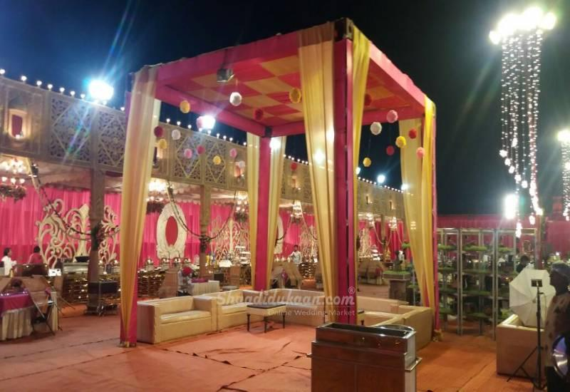 Palki Tent and Decorators