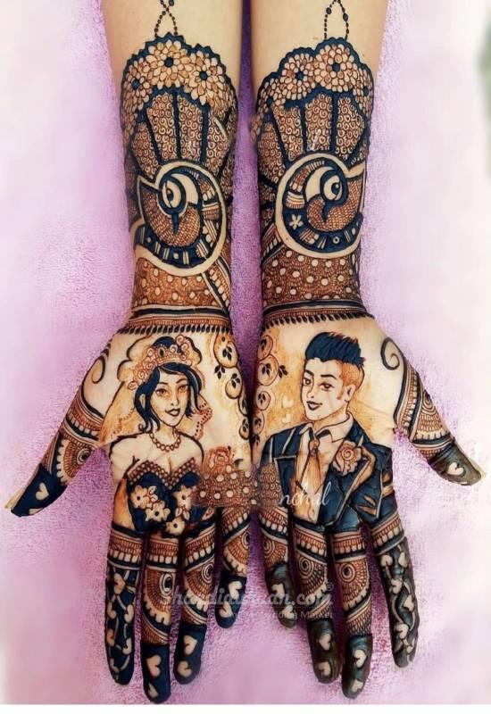 Raju Mehandi Art