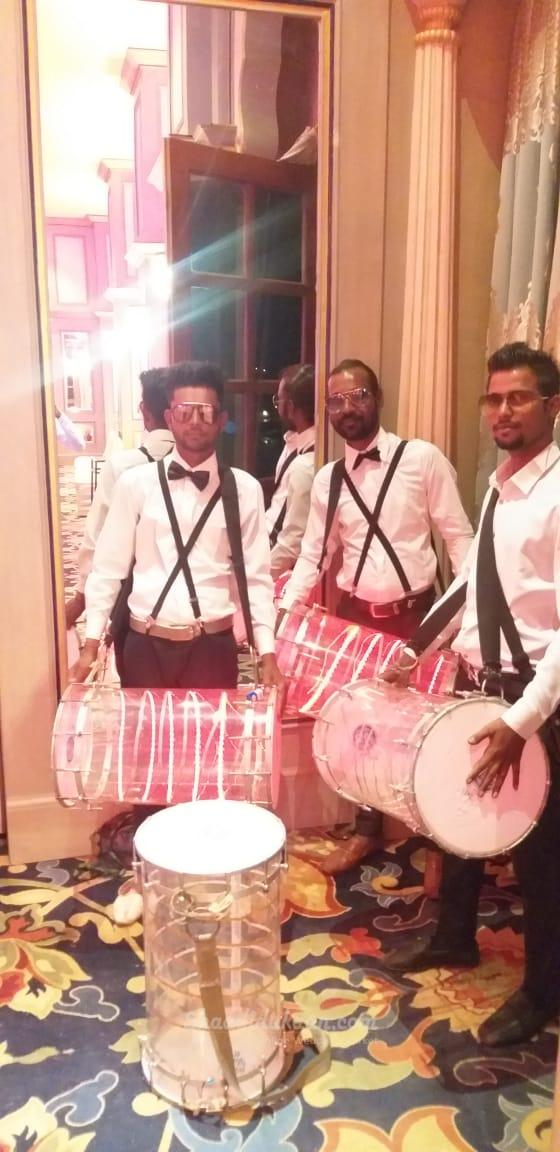 Punjabi Dhol Player