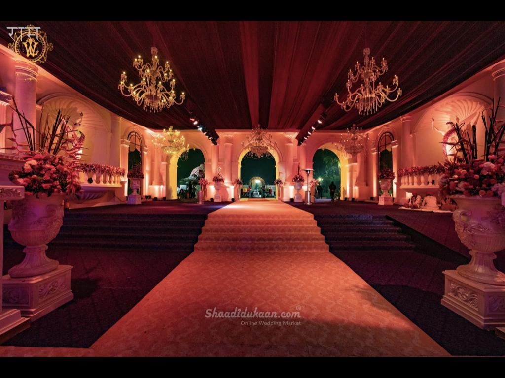 THE WEDDING LANE