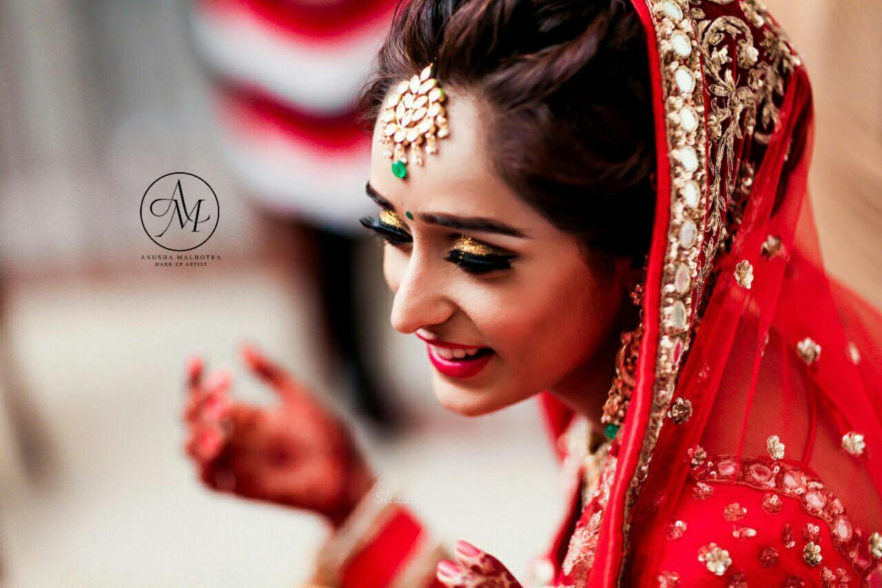 Anusha Malhotra Makeup artist