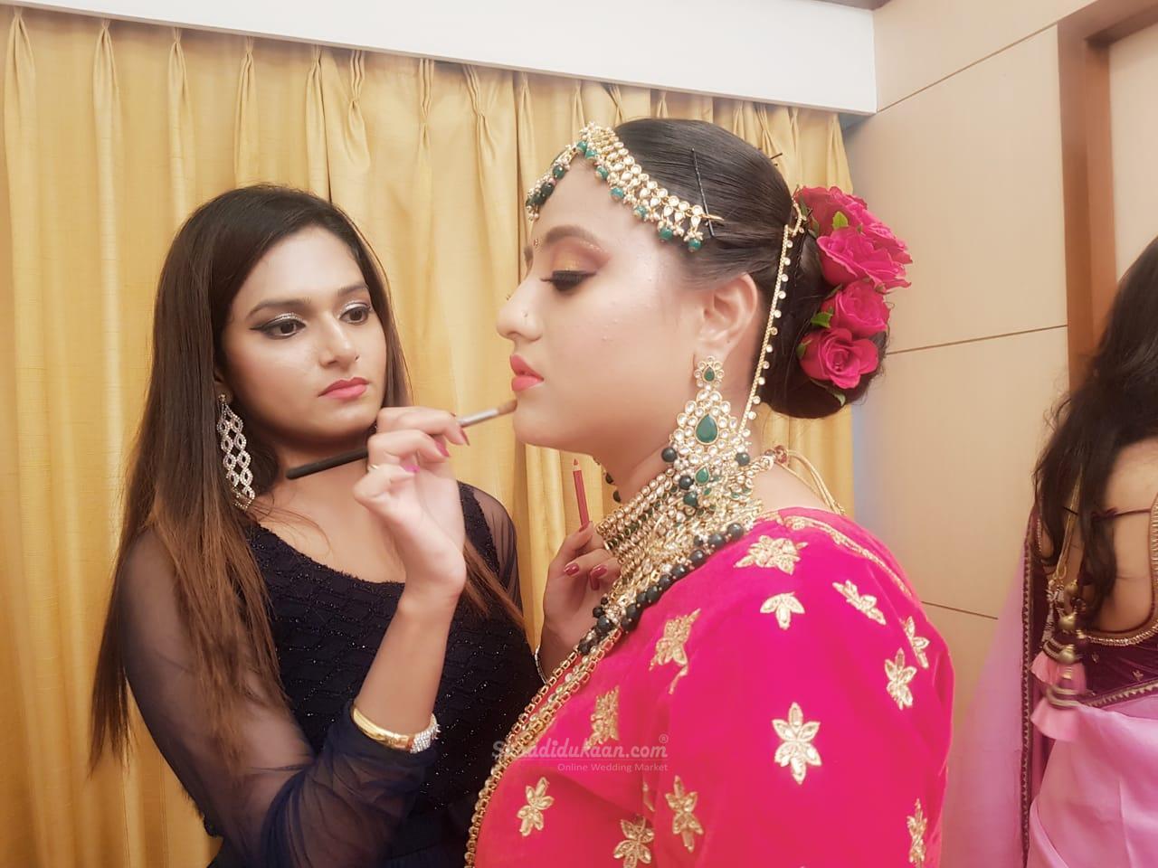 Rashmi Varma makeup artist