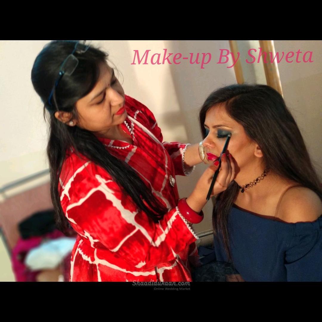 Makeup by Shweta Agarwal