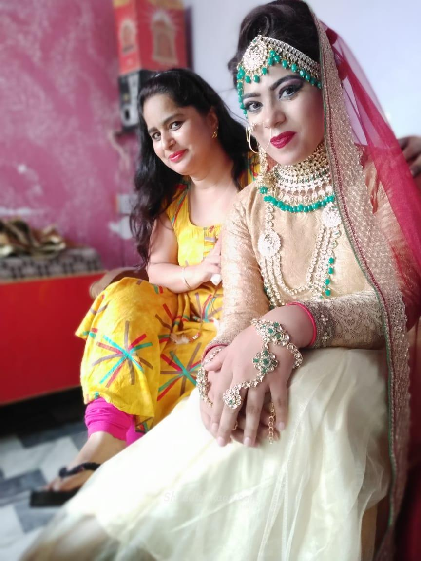 Geeta Khatri Makeup Artist