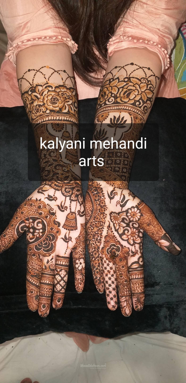 Kalyani Mehndi Arts