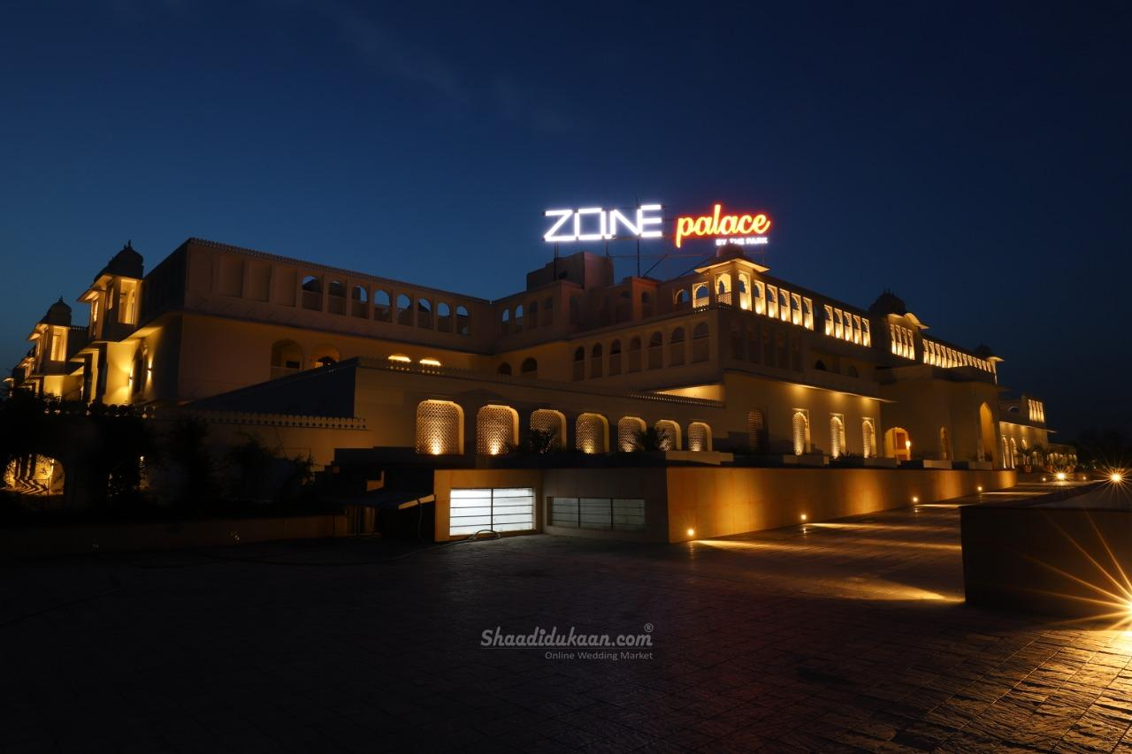 Zone Palace By The Park