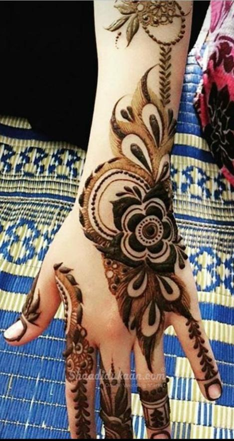 Shaheen  Mehandi Artist