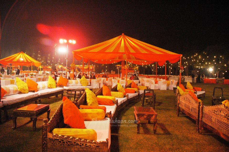 Rk tent house