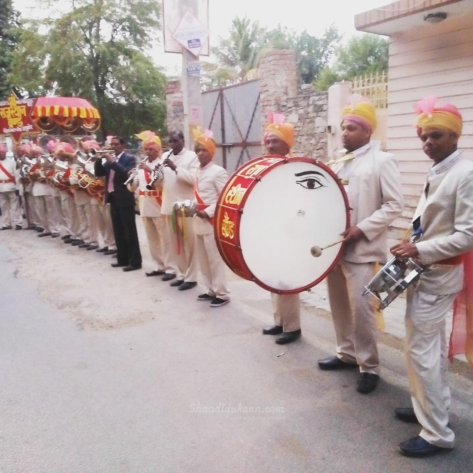 Shree Rajasthan Brass Band