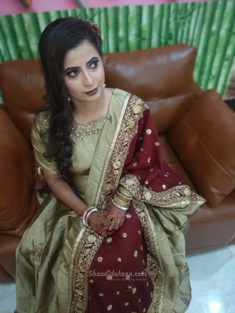 Nikita Gupta Makeup And Hair Artist