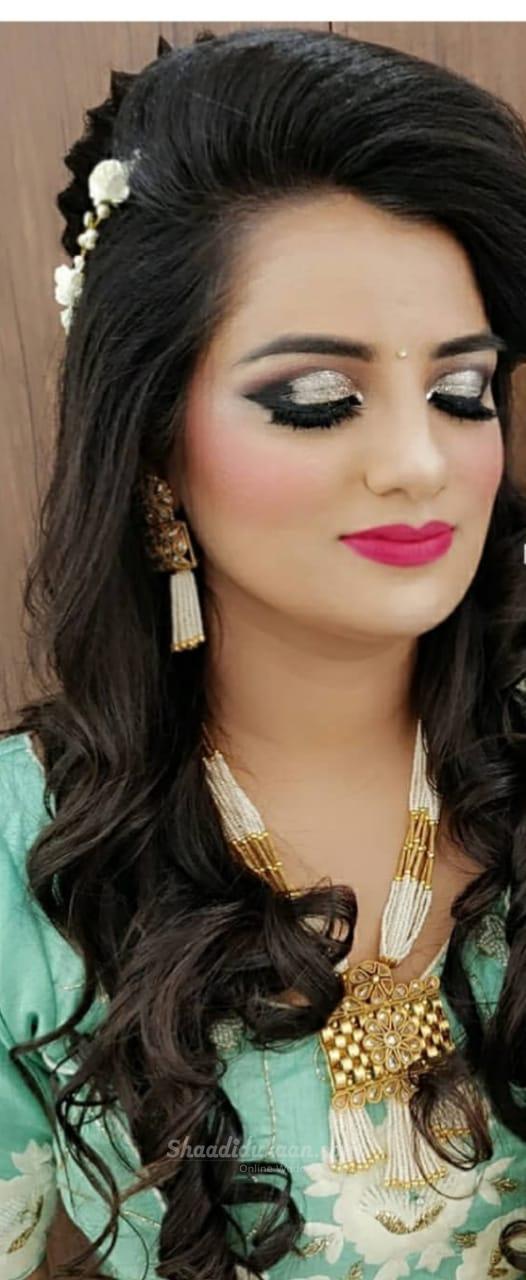 Kajal Bridal Makeup Artist