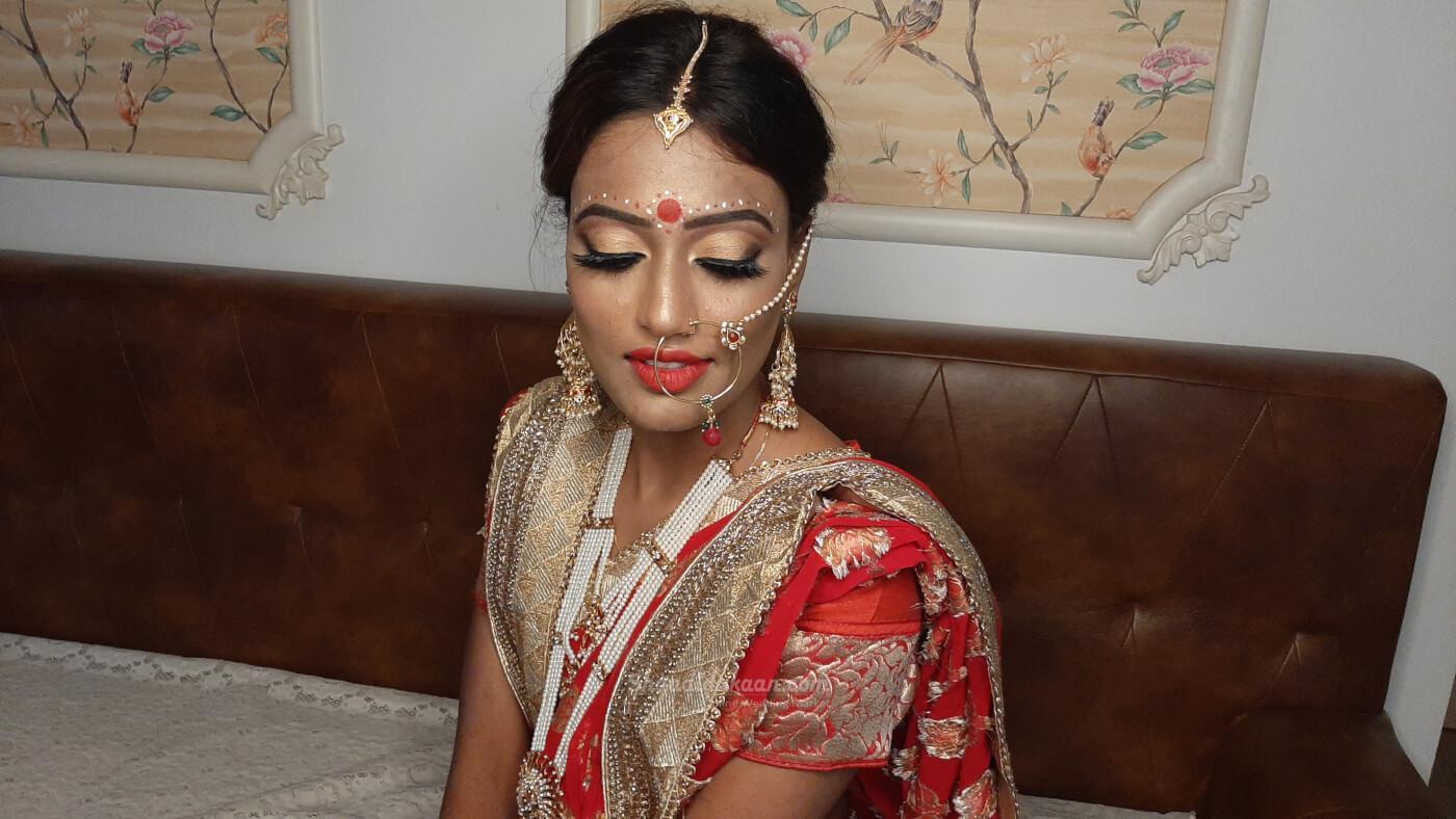 Makeup Artist Preeti Vyas Rawal