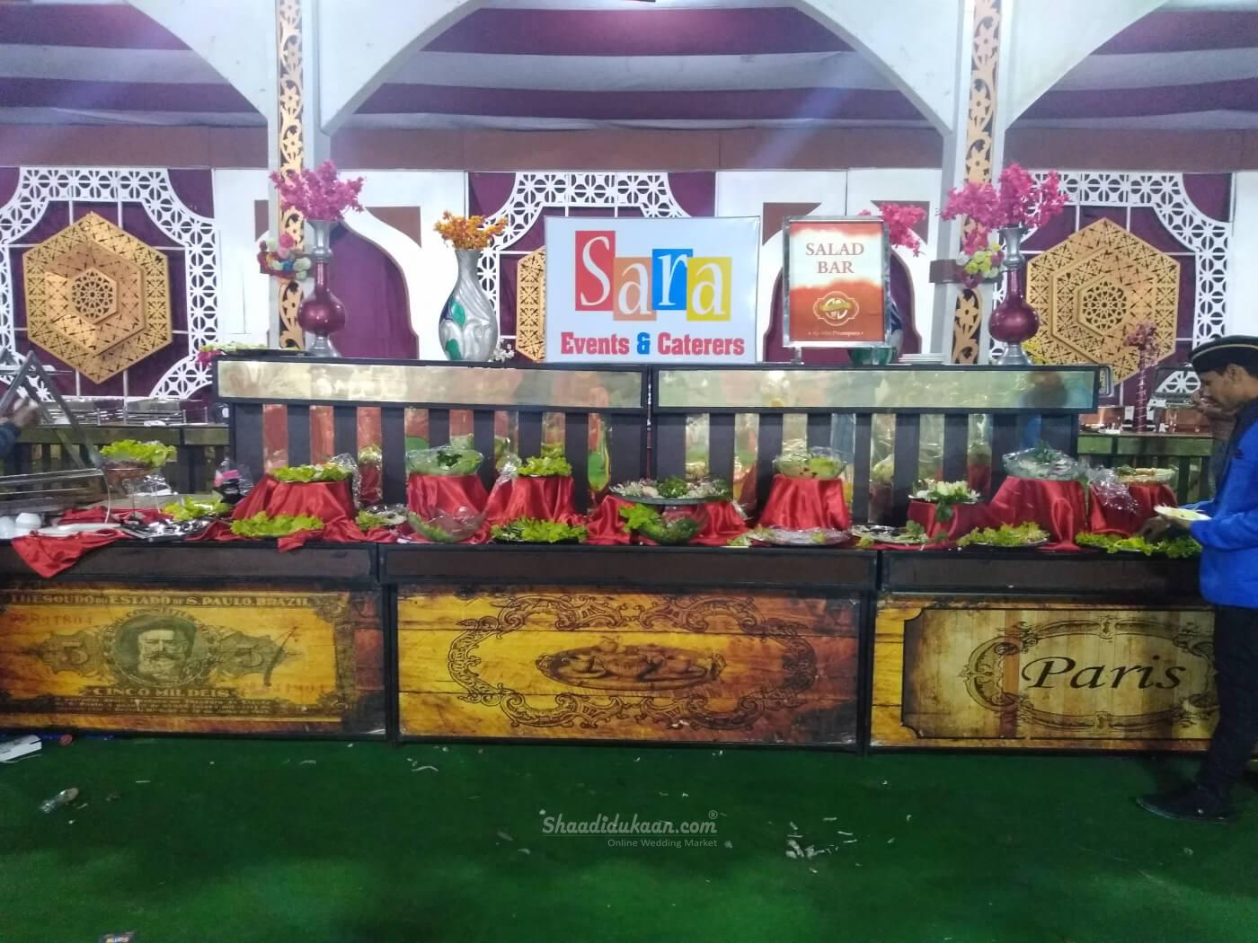 Sara Events & Caterers