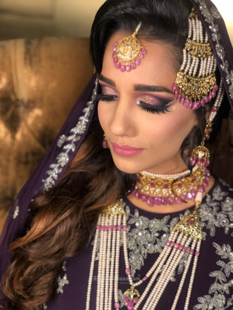 Ruby Bridal Makeup Services