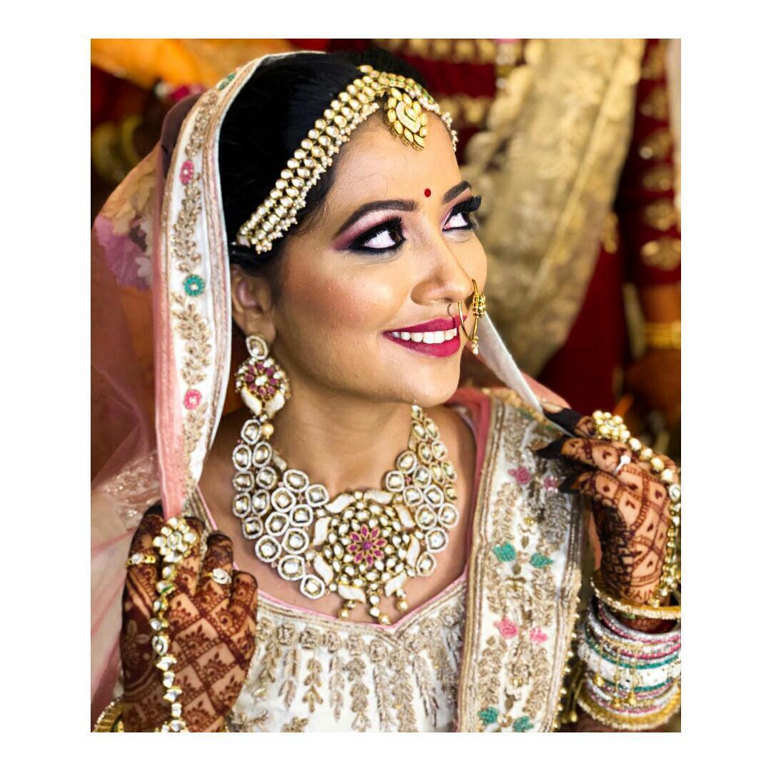 Make Up Aditi Dhabhai
