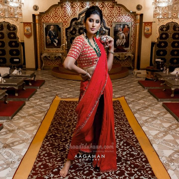 AAGAMAN COUTURE by Neha Asthana Meena