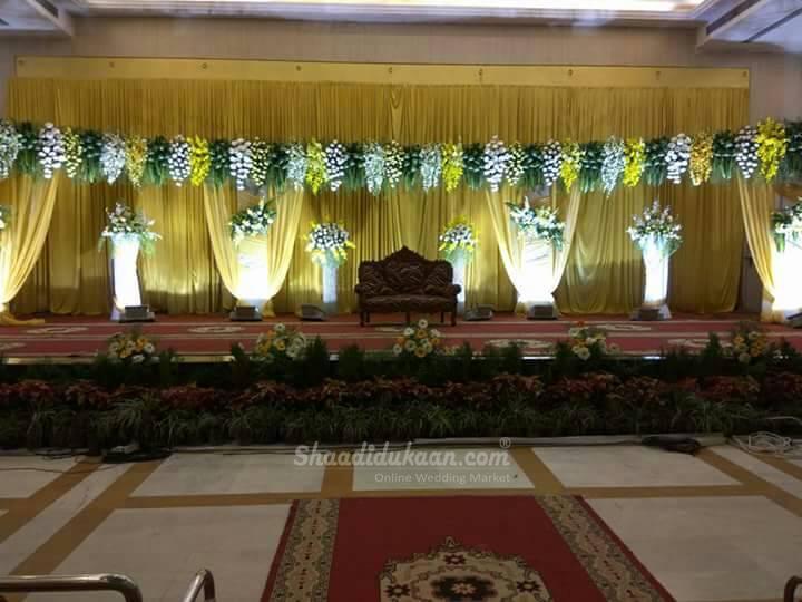 Sri Banashankari Flower Decorations