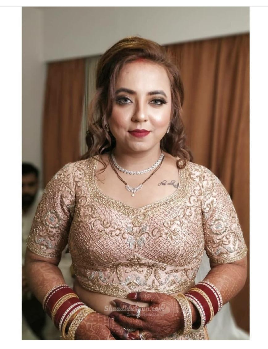 Nazia Khan Makeup Artist