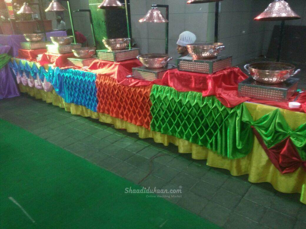 Sonu tent house