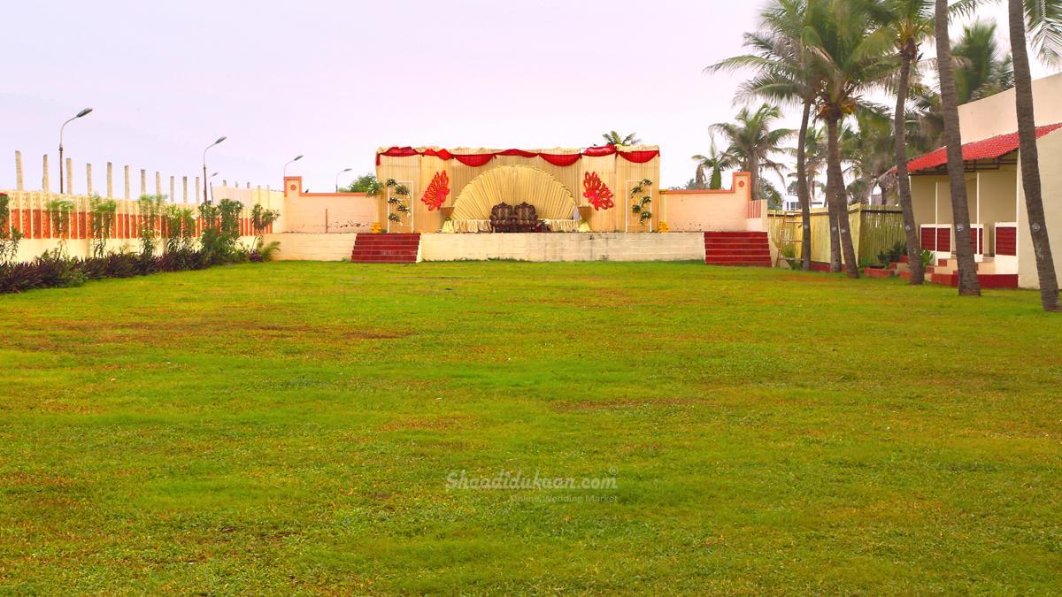 Kanishk Marriage Resort By R.V.
