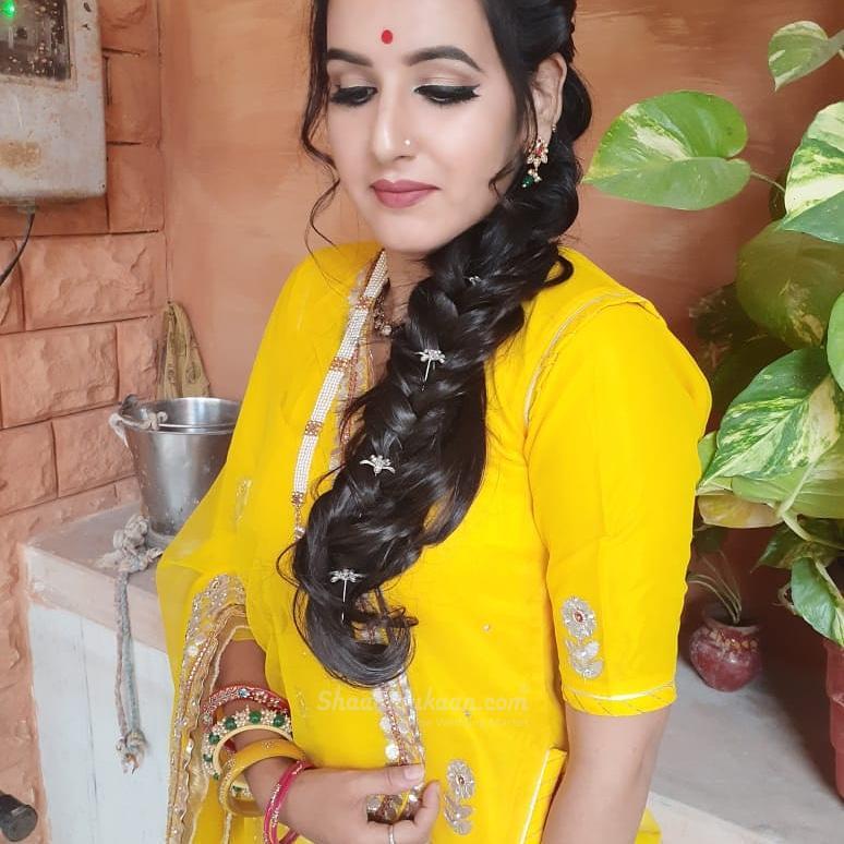 Mamta Jangid Make Up Artist