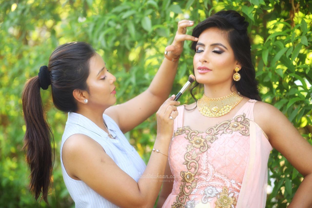 Makeover By Jinisha Gandhi