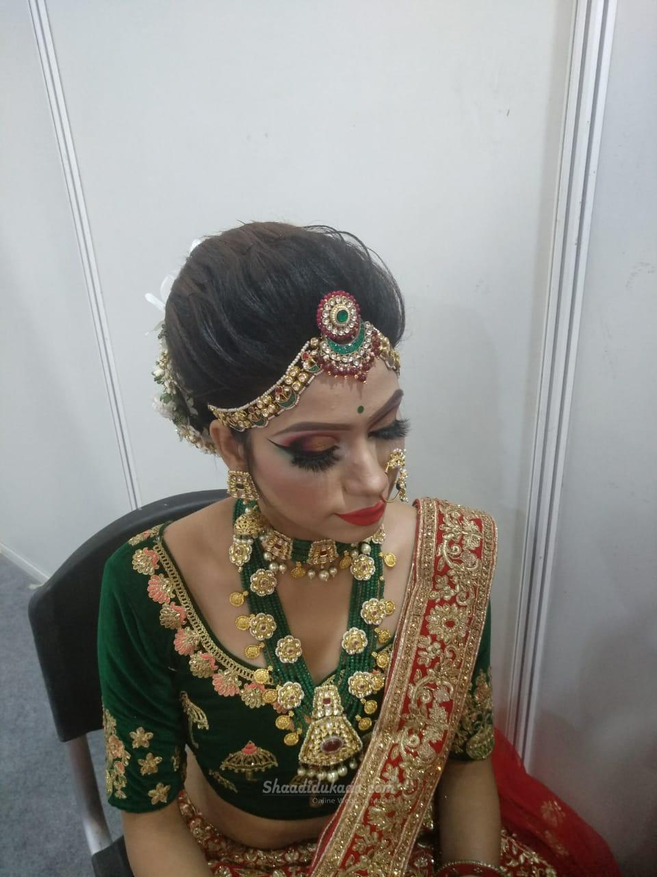 Mohini Makeovers