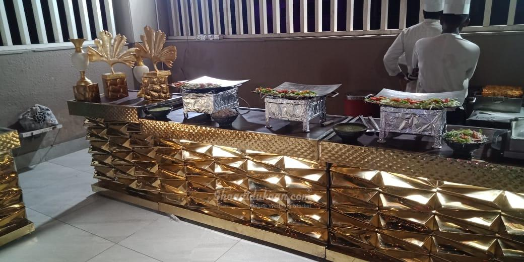 Srs Caterers And Decorators