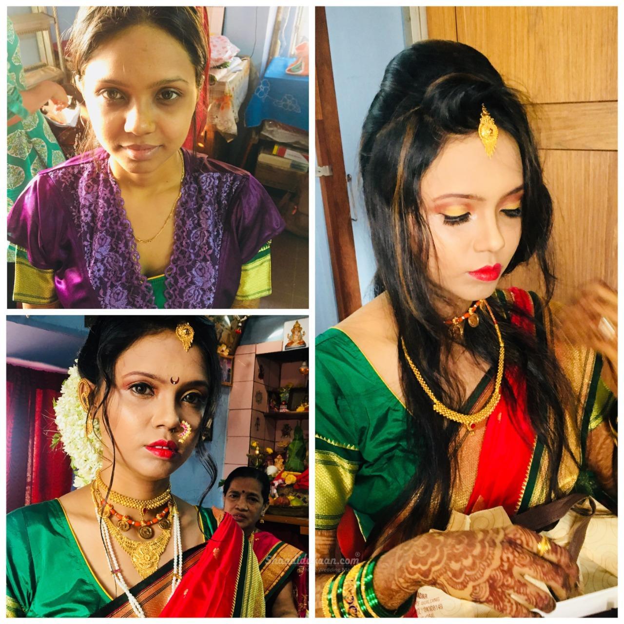 Makeup Artist Swapnali