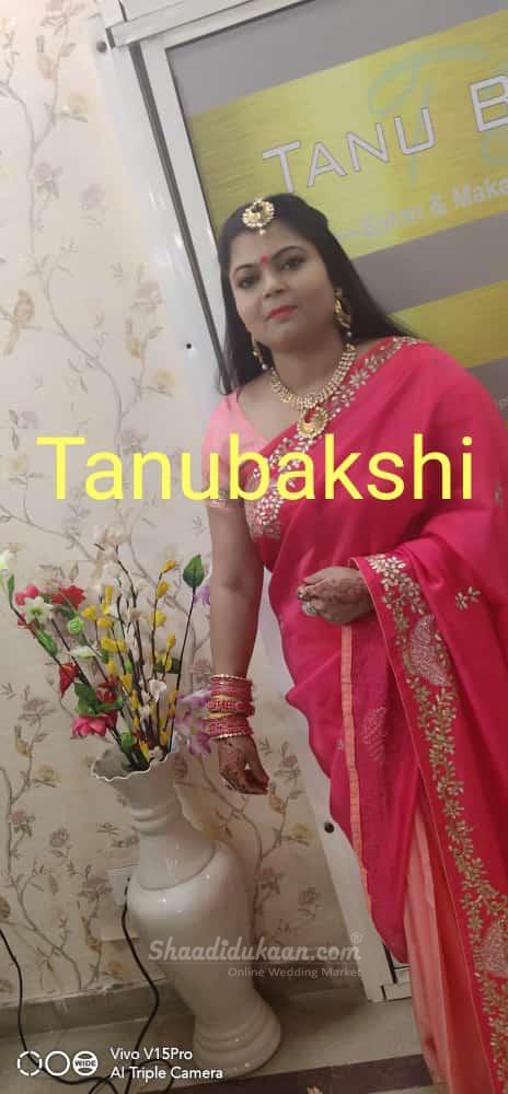 Tanubakshi Makeovers Celebrity and Bridal Makeup Artist